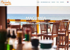 Macumba beach club & bar